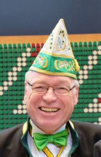 Peter Neukirchen   Präsident des Karnevalsverband Rhein-Erft 1957 e.V.